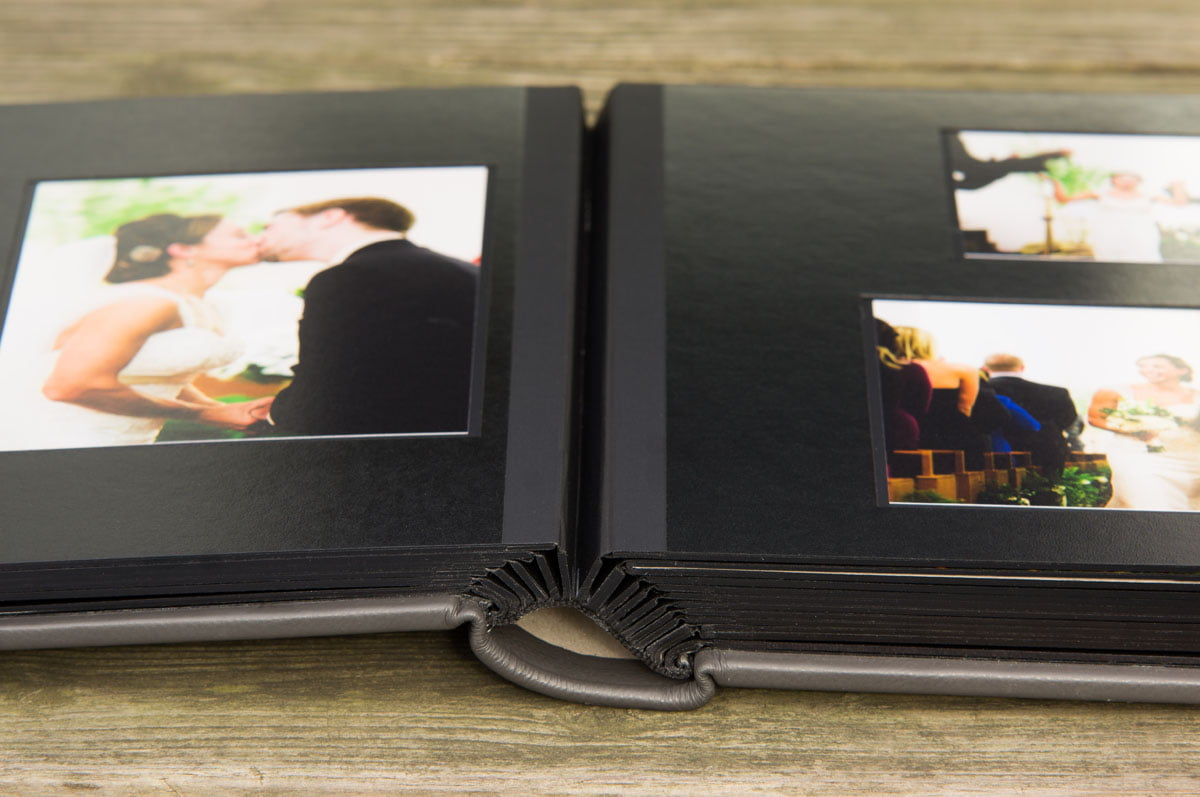 Zookbinders - Hand Bound Pages