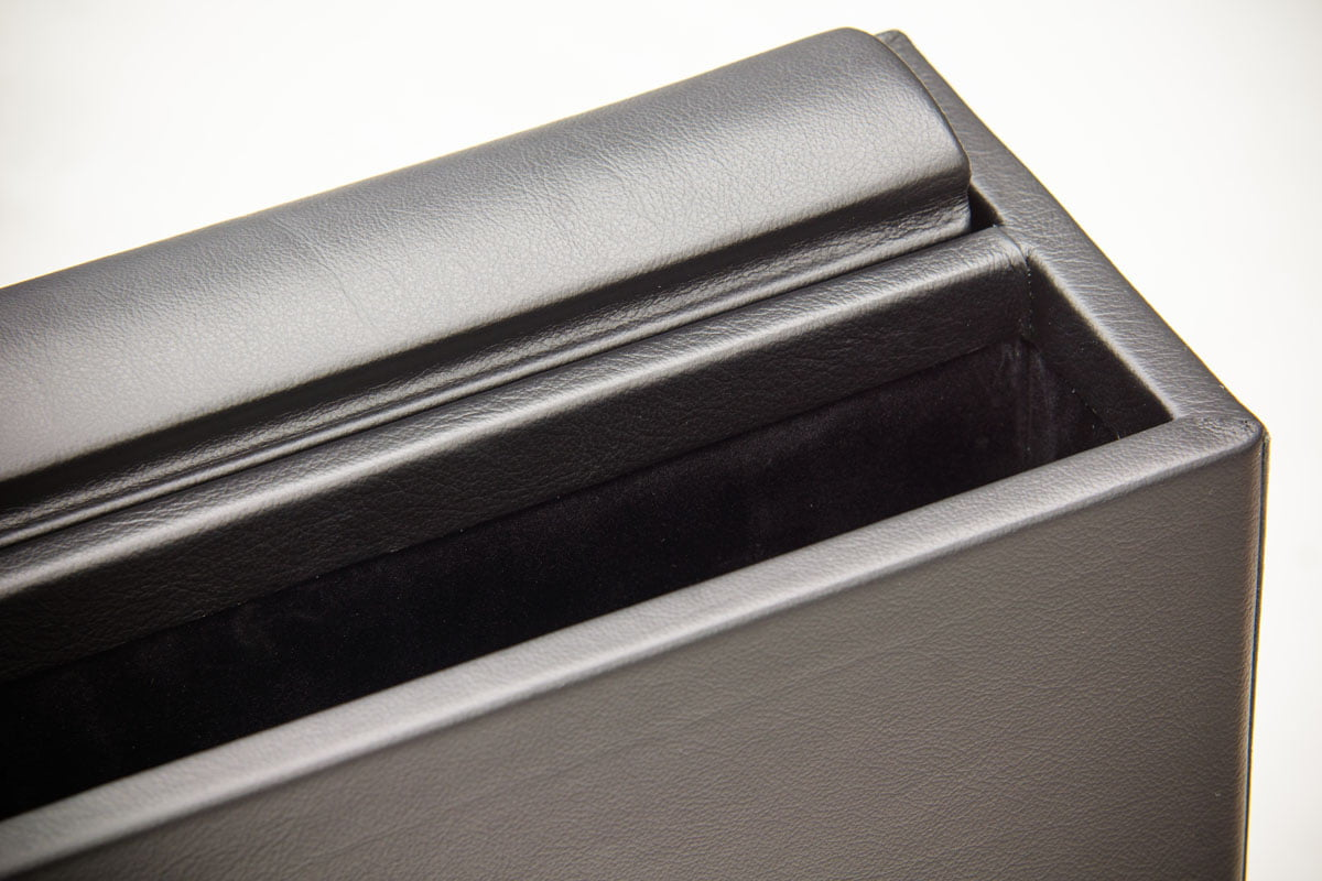 Zookbinders - Silpcases are Lined with Felt to Protect Album Covers
