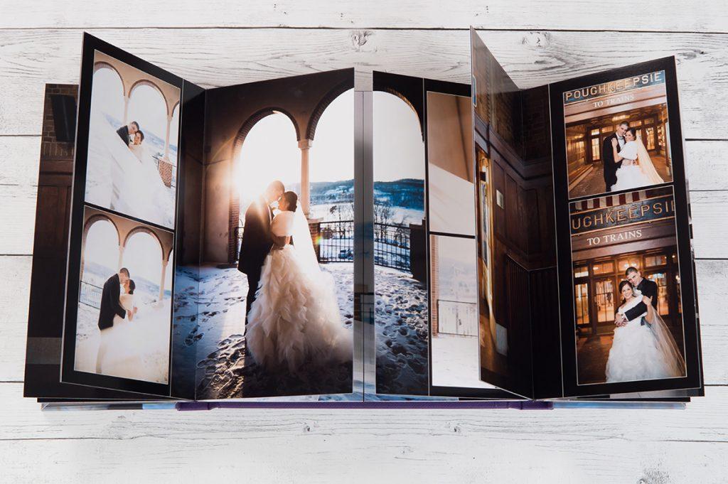 Unique Wedding Album For Photographers Bon A Vie By Zookbinders