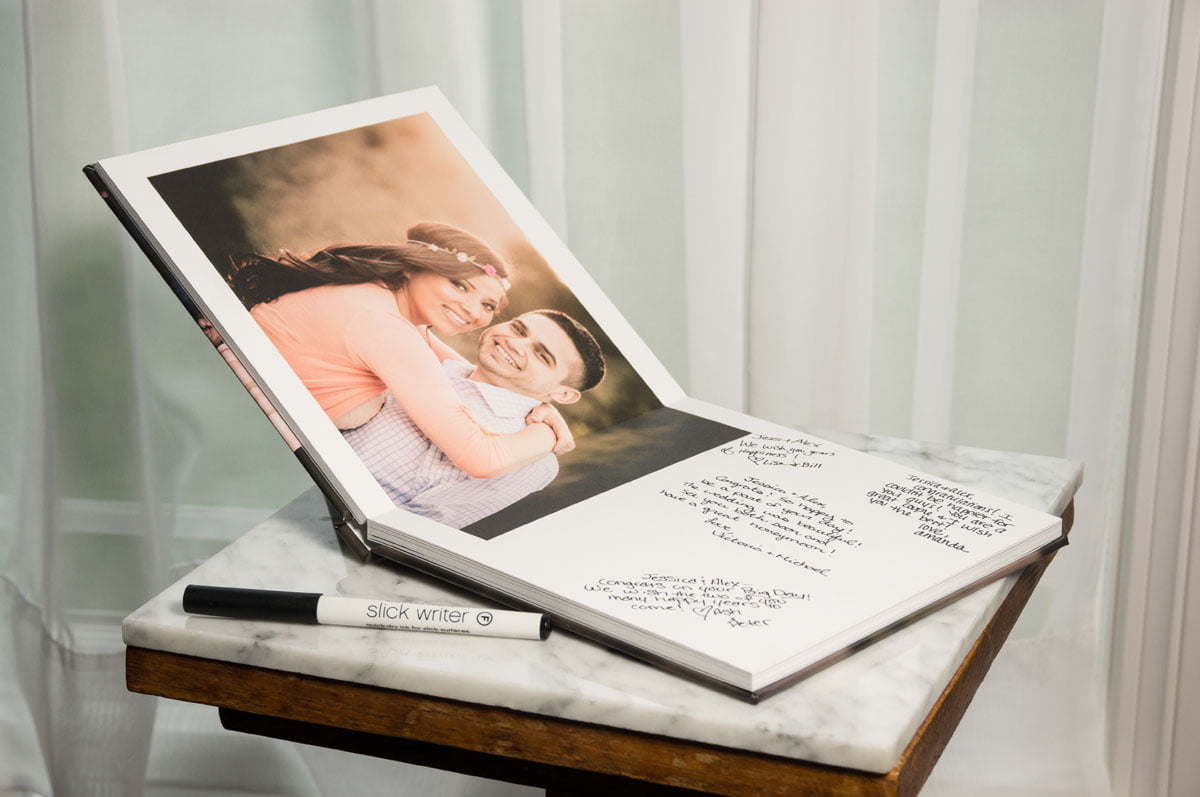 Zookbinders - Perfect for Guest Books