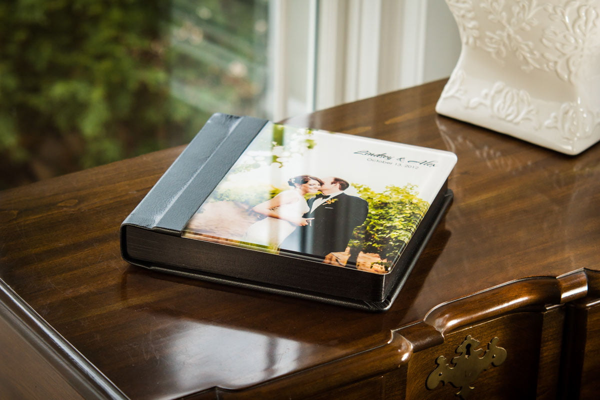 Professional Flush Mount Wedding Albums Zook Book By
