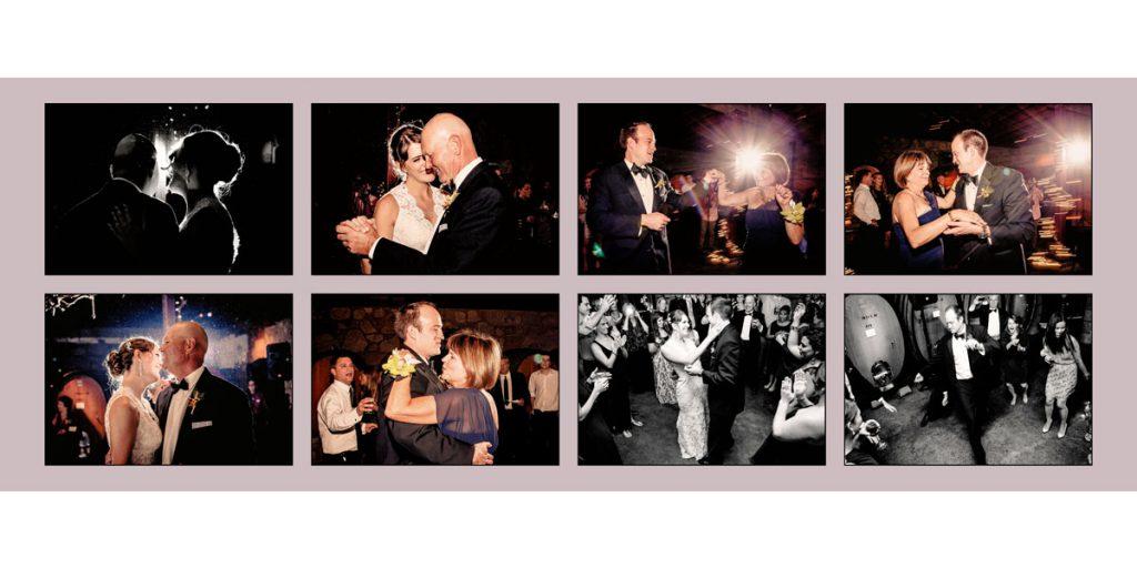 professional wedding album design services album designs