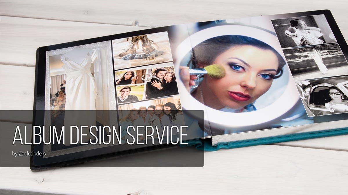 Zookbinders - Album Design Service