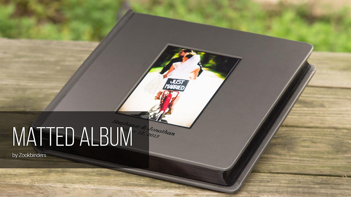Zookbinders - Matted Album