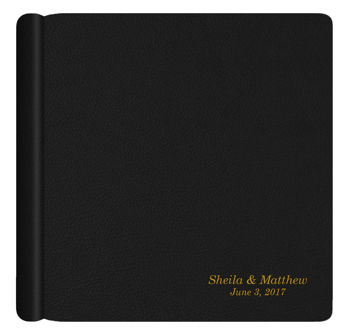 Zookbinders – Matted Album with Full Leather