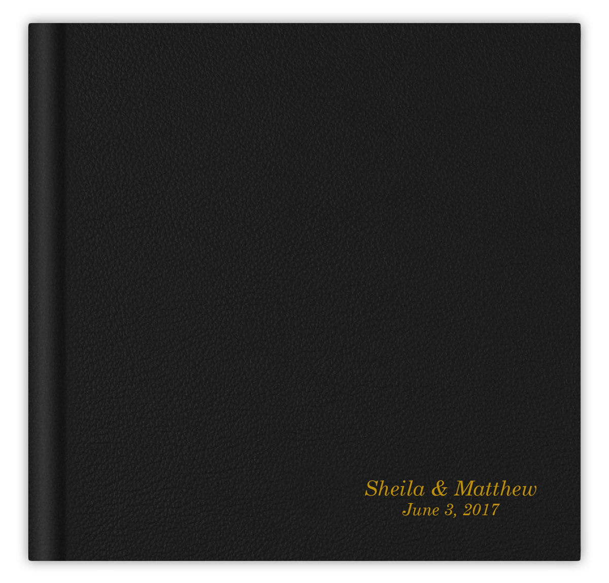 professional flush mount wedding album | Zookbinders