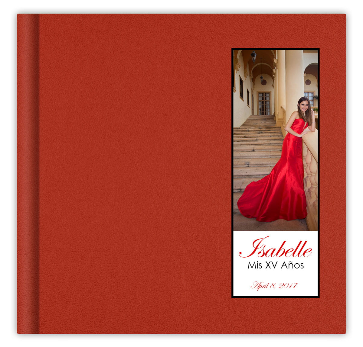 Zookbinders - Lustre Book with Creative Cameo Cover