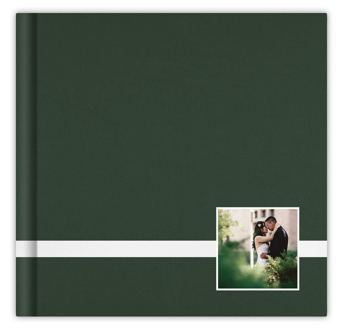 Zookbinders – Lustre Book with Splash Cameo