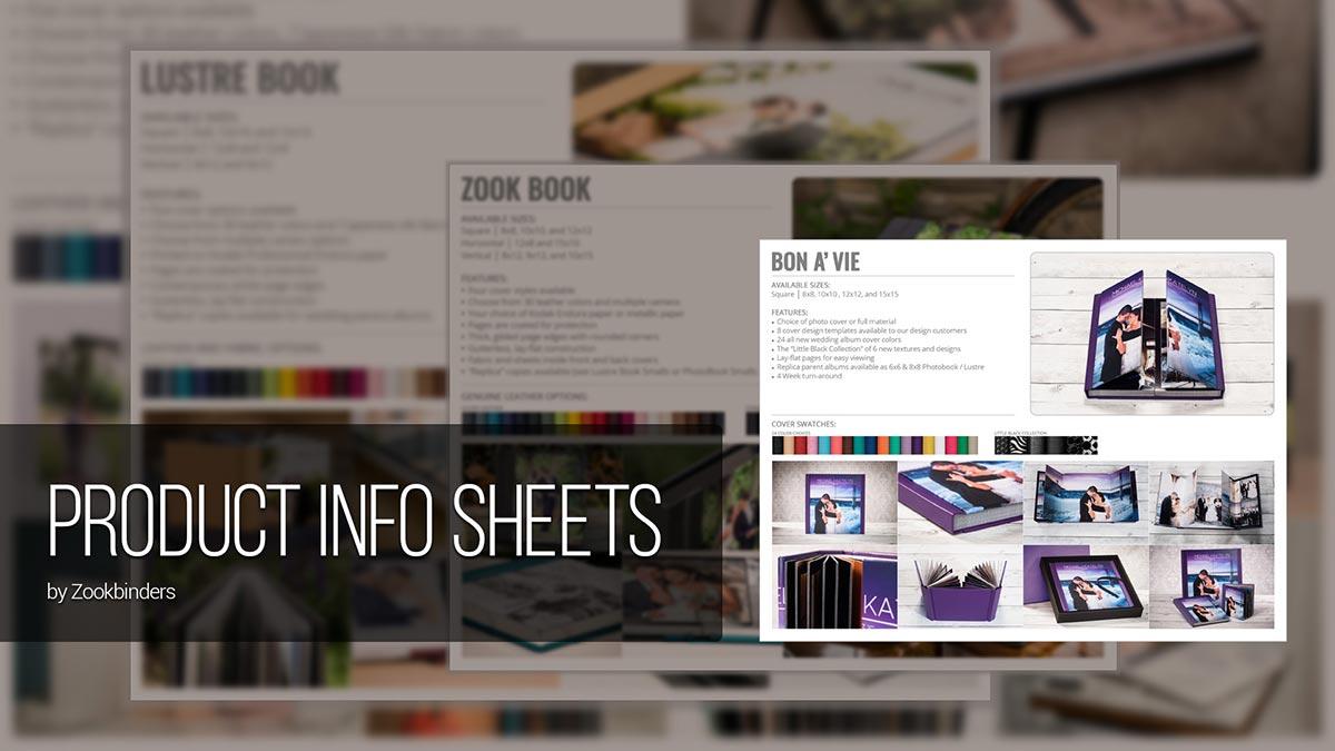 Zookbinders - Info Sheet