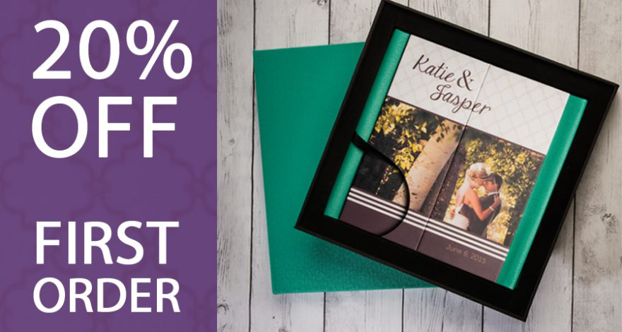 20% off Photo Albums