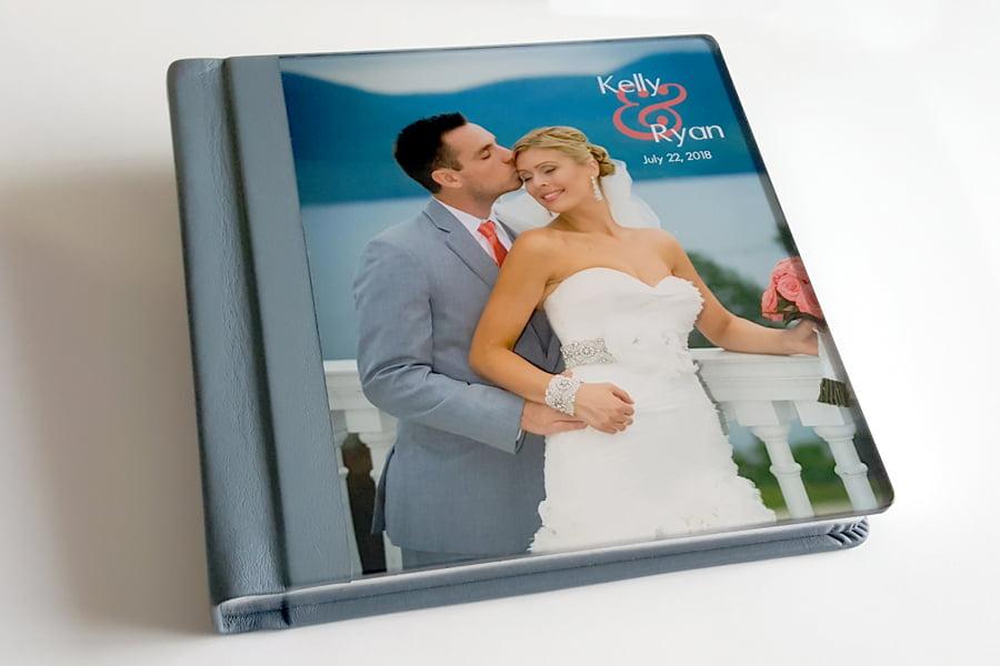 Handcrafted Wedding Album | Zookbinders