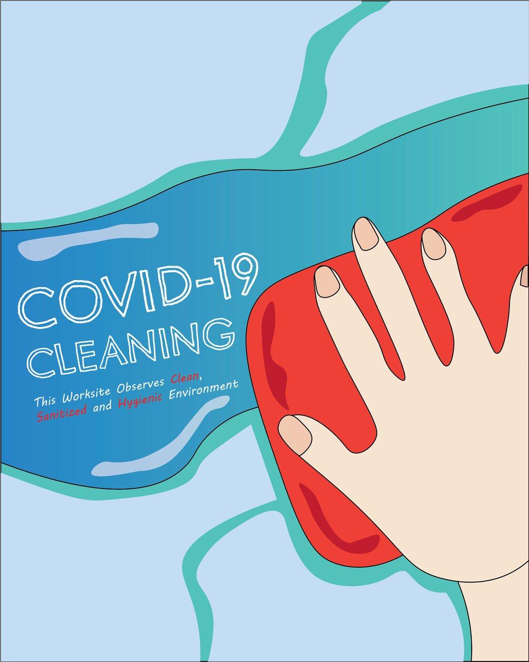 Covid 5 Generic 8x10 1
