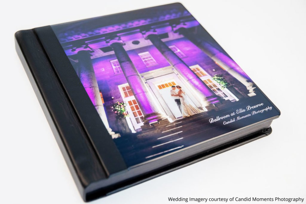 Let Zookbinders partner with your business to create professional wedding albums and more!