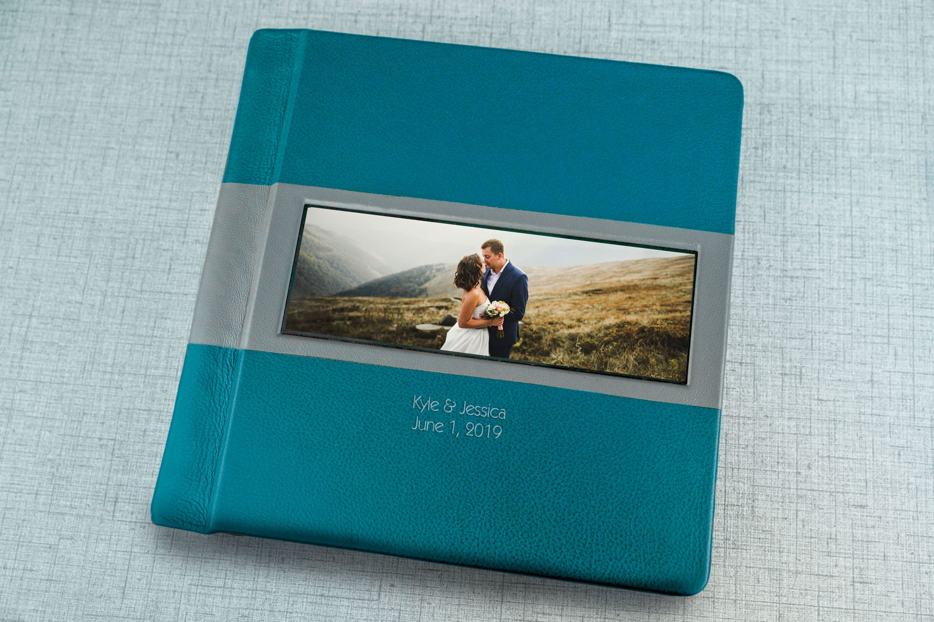 Say Yes To Genuine Leather Wedding Albums Zookbinders