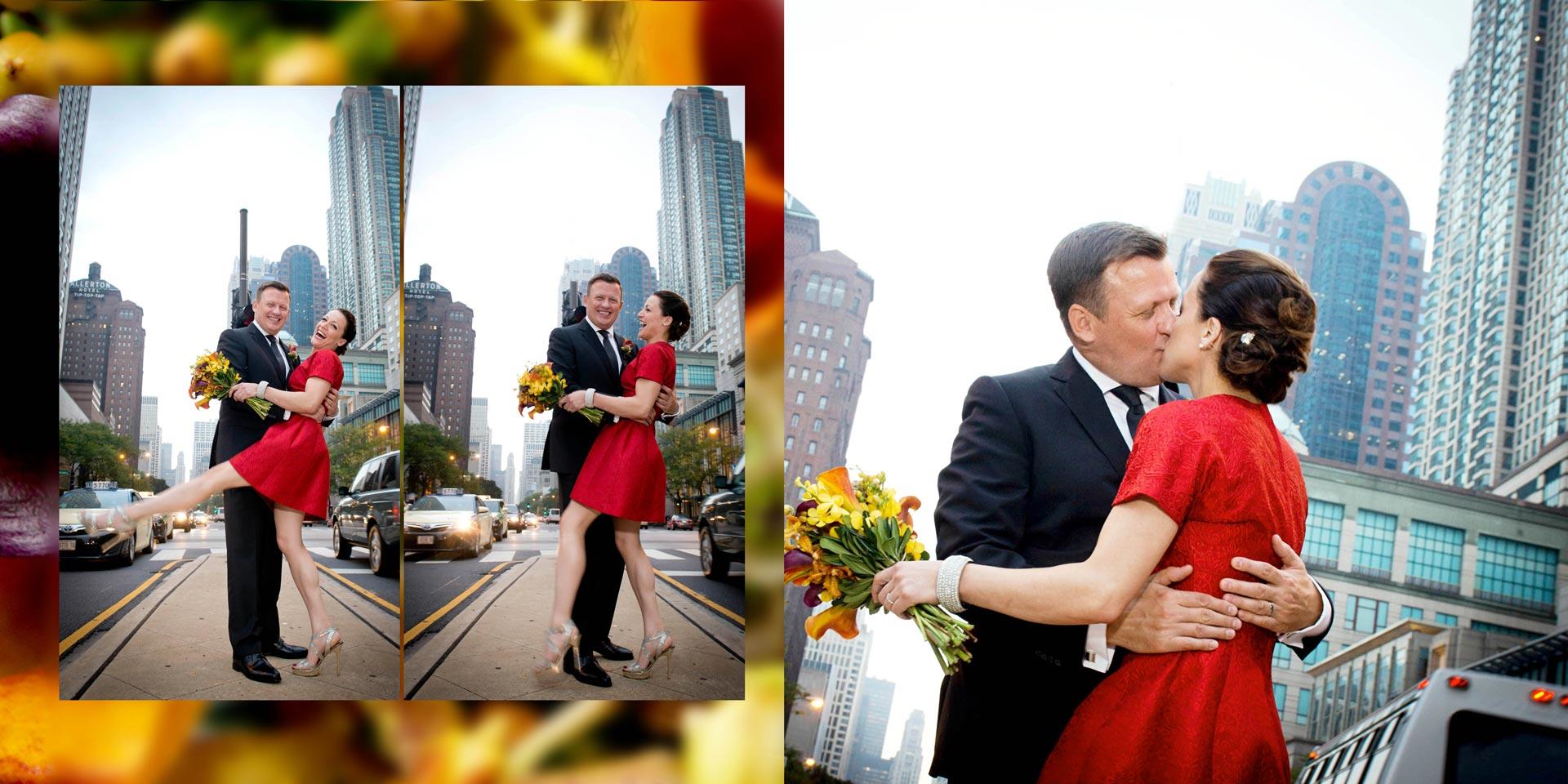 professional wedding album design service