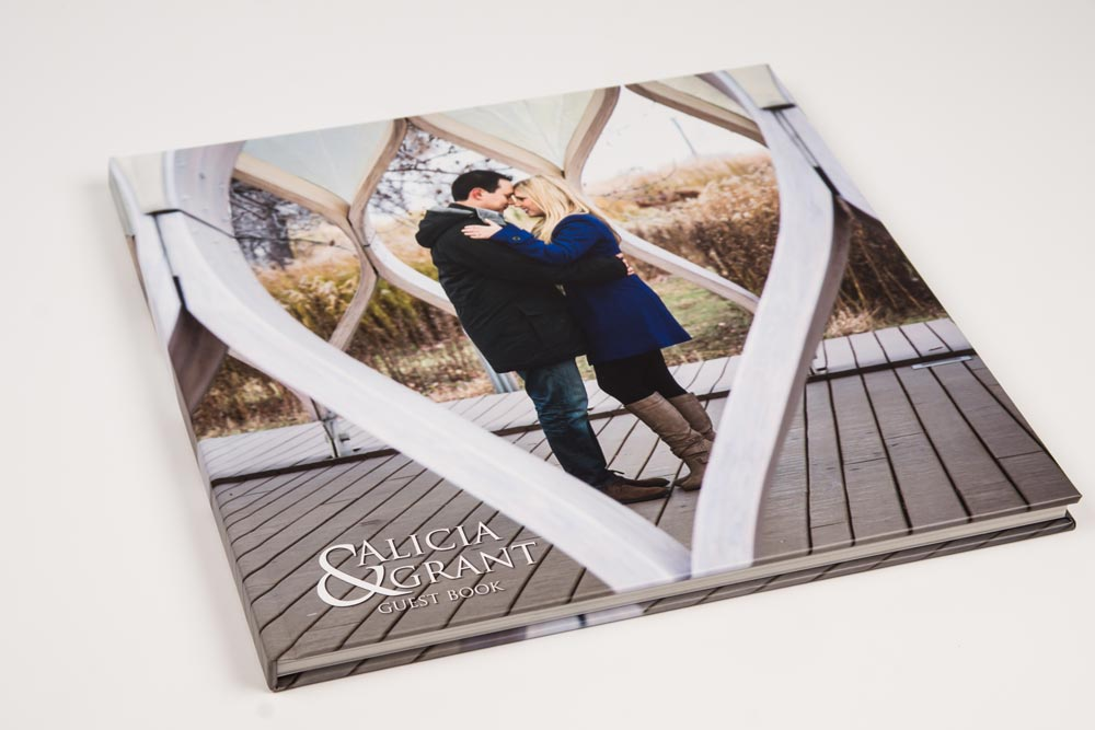 Engagement Sign In Book
